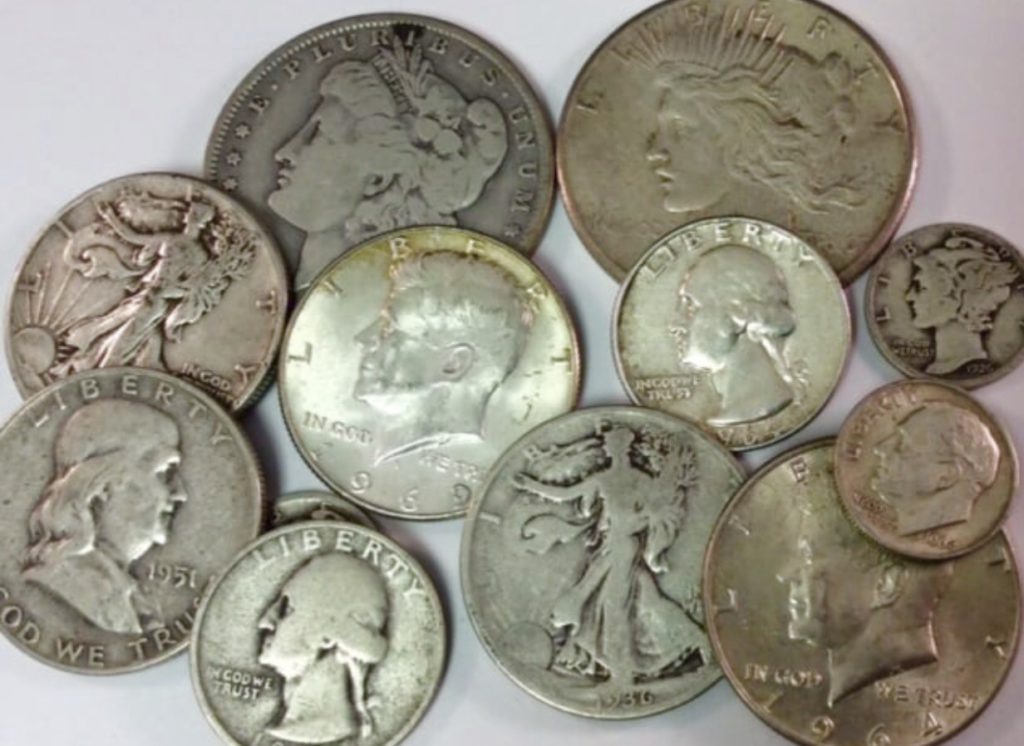 Coins & Currency – KC's Gold & Collectibles